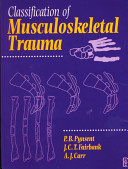Classification of musculoskeletal trauma - Pynsent